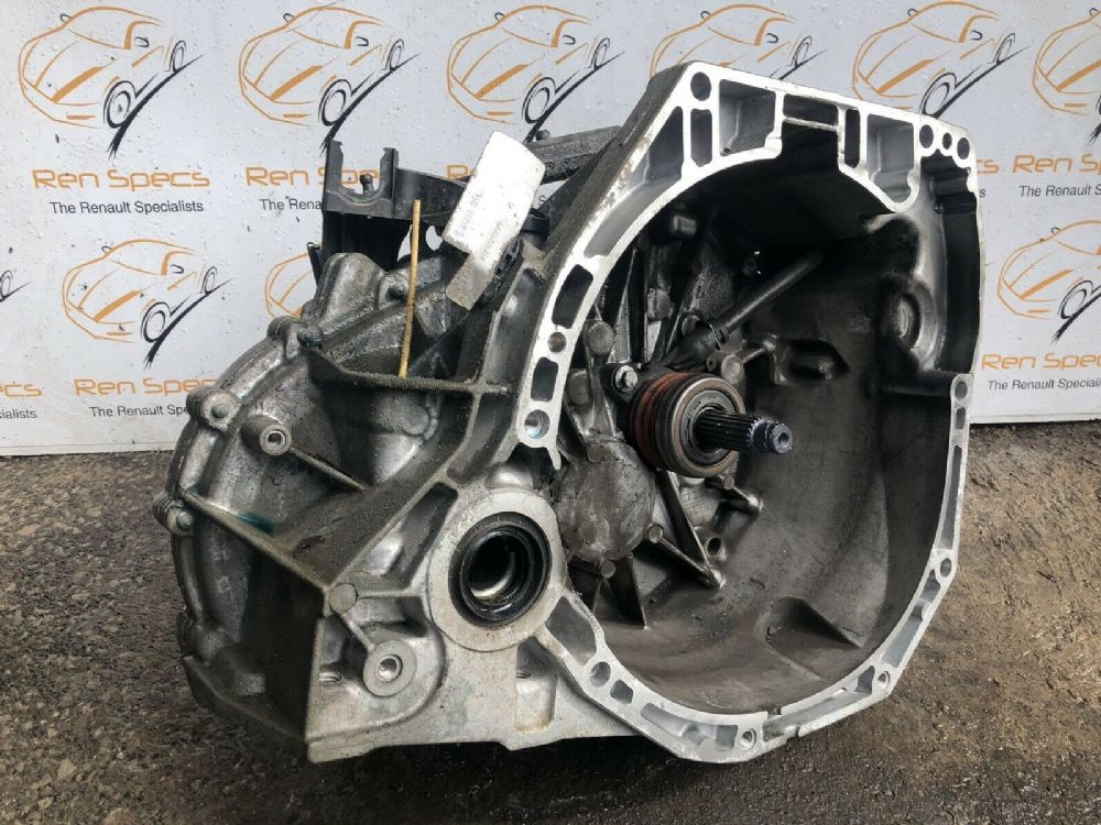 2017 NISSAN QASHQAI 1.2 Petrol 6 Speed Manual Gearbox TL4137 TL4 137